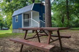 kriver cabin